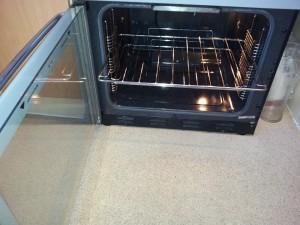 Buckhurst Hill clean oven