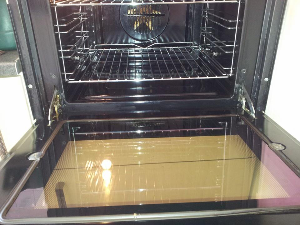 Dirty oven 2