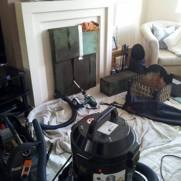 Chimney sweep in Buckhurst Hill