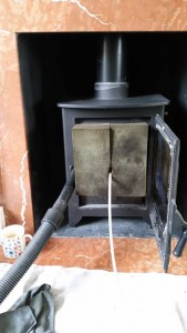 Theydon Bois chimney sweep