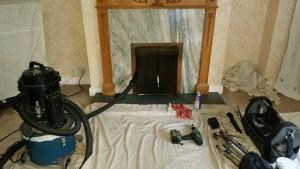 Romford chimney sweep