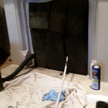 Buckhurst Hill chimney sweep.